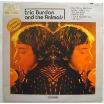 Eric Burdon And The Animals 1 Disco Lp Vinilo