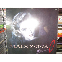 Madonna Live To Tell 12 Mexico Maxi Disco Vinil Nuevo