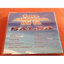 Las Clásicas De La Salsa Cd Album