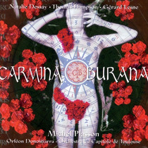 Carl Orff - Carmina Burana Opera Musica Clasica Cd Hm4