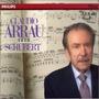 Claudio Arrau Schubert Piano Musica Clasica Cd Hm4