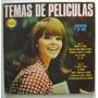 Temas De Peliculas / Lanyoving Y Su Orq. 1 Disco Lp Vinilo