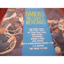Lp Bandas Militares Mexicanas, Envio Gratis
