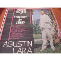 Lp Agustin Lara Jarocho Rumbero, Envio Gratis