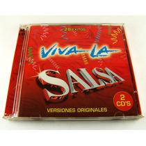 Viva La Salsa / 2 Cd´s 28 Exitos Versiones Originales 2000