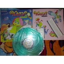 Disco Lp Katy La Oruga Vinyl Color Verde De Colección