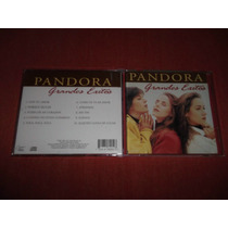 Pandora - Grandes Exitos Cd Usa Ed 1995 Mdisk