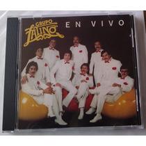 Grupo Latino En Vivo Cd 1a Ed 1988 Discos Peerless Bvf