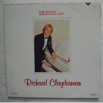 Richard Clayderman / 15 Grandes Exitos 1 Disco Lp Vinilo