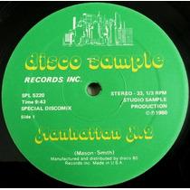 Manhattan N.2 Mixer Special (musica Disco Mezclada) Dj 80