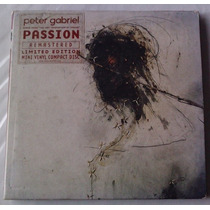 Peter Gabriel Passion Remastered Limited Digipack Edit Cd