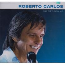 Roberto Carlos / Este Tipo Soy Yo / Disco Cd 4 Canciones