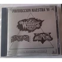 Winners Produccion Maestra 95 Cd Unica Edicion 1995 Bvf