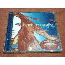 Cd Alanis Morissette - Under Rug Swept - Enhanced Ver En Pc