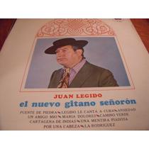 Lp Juan Legido, Envio Gratis