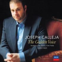 Joseph Calleja - Golden Voice Opera Musica Clasica Cd Hm4