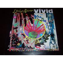 Living Colour Vivid Vinyl Lp 1988 Cbs Spain