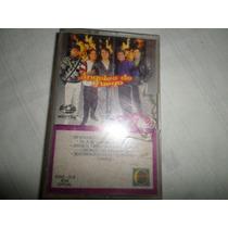 Cassette Original De Los Angeles De Fuego 10 Exitos.