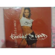 Jennifer Lopez Jlo Cd Single Feelin So Good Feat Pun Fat Joe