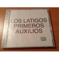 Los Látigos Primeros Auxilios Cd Album