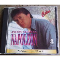 Napoleon Celos Cd Rarisimo Linea De Oro Ed 1995 Melody Laser