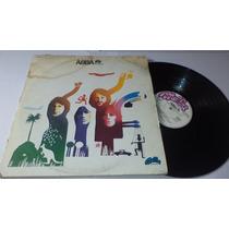 Abba Te Album Lp Solo Para Colecionistas 1977 Made In France