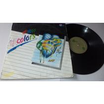 Discos Dicolors Lp Vinyl Solo Para Coleccionistas Rare