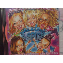 Spice Girls Sing A Long A Spice Instrumental Karaoke Cd