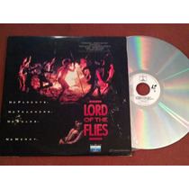 Laserdisc Lord Of The Flies 1990 El Señor De Las Moscas