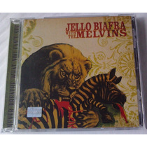 Jello Biafra With The Melvins Never Breathe What You Cant Cd