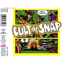 Cd Original Maxi Single Cult Of Snap Logic Records Alemania