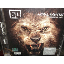 50 Cent Animal Ambition Cd Sellado