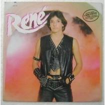René /15 Años 1 Disco Lp Vinilo