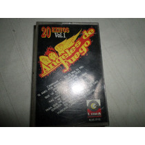 Cassette Original De Los Angeles De Fuego 20 Exitos
