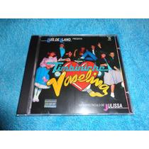 Timbiriche - Cd - Vaselina (1984) 100 % Original Con Portad
