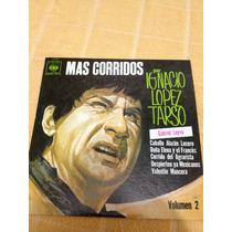 Ignacio Lopez Tarso Mas Corridos