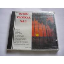 Ritmo Tropical Vol 2 Cd 1993 Originales De Lobo Y Melon