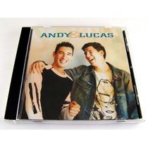 Andy & Lucas / Homonimo Cd Bmg 2004