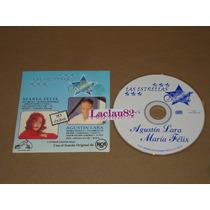 Maria Felix & Agustin Lara Estrellas Epoca Azul 1999 Bmg Cd