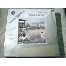 Disco Lp Exitos Rancheros -conchita Solis -maria De Lourdes