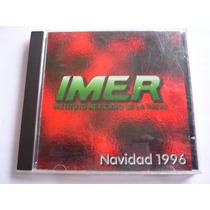 Imer Navidad 1996 Cd Promo Radio Rarisimo! Envío Gratis!