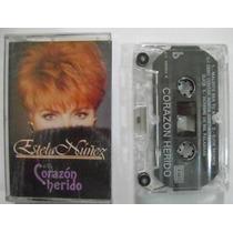 Estela Nuñez / Corazón Herido 1 Cassette
