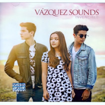 Vazquez Sounds / Invencible . Disco Cd 13 Canciones
