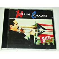 Cd Willie Colon / Hecho En Puerto Rico