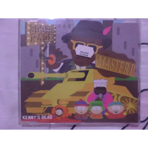Master P South Park Cd Single Importado Kennys Dead