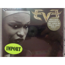 Eve Cd Single Importado Whos That Girl? Con Video