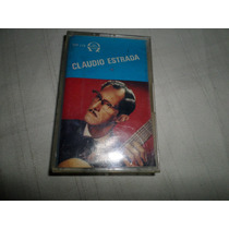 Cassette Original De Claudio Estredad 10 Exitos