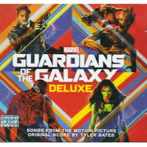 Guardianes De La Galaxia / Soundtrack 2 Discos 41 Canciones