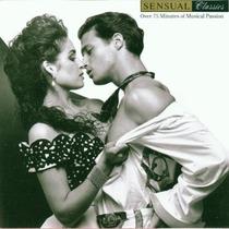 Sensual Classics Cd Seminuevo 1ra Ed 1992 Made In Usa