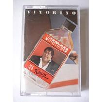Vitorino Vitaminas Solo Para Rockers Kct 1987 Rarisimo!
